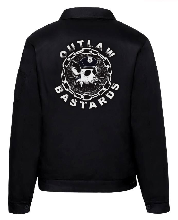 Pánská bunda Outlaw Bastards Pigface Jacket