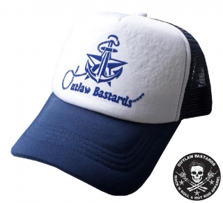 Kšiltovka Truckerka Outlaw Bastards Nautical